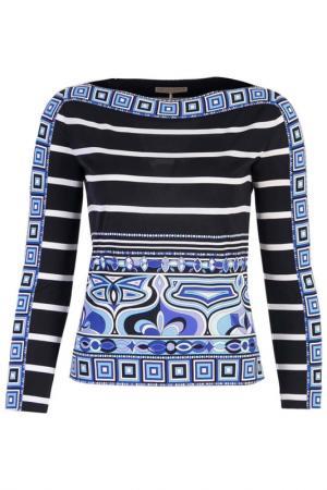 Блуза Emilio Pucci. Цвет: цветной