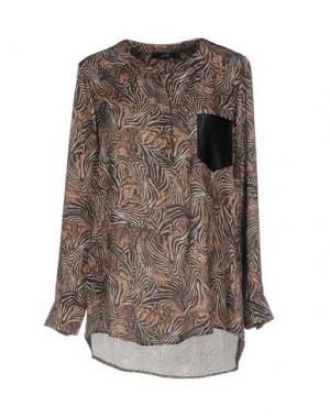 Блузка G.SEL. Цвет: хаки