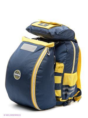 Рюкзак STERNBAUER. Цвет: синий