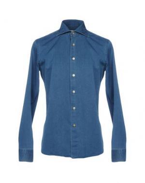 Джинсовая рубашка SONRISA 42645183MF