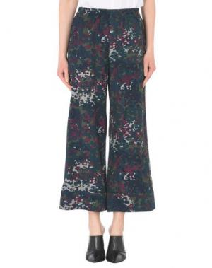 Повседневные брюки SAMSØE Φ. Цвет: зеленый-милитари