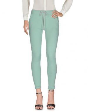 Повседневные брюки BRUNO MANETTI. Цвет: светло-зеленый