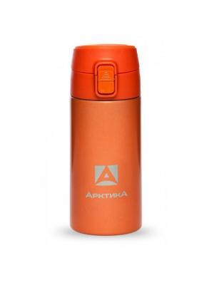 Термос карманный питьевой, цветной, 500мл, Арктика. Цвет: оранжевый