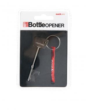 Открывалка для бутылок в форме ключа Подарки. Цвет: серебряный