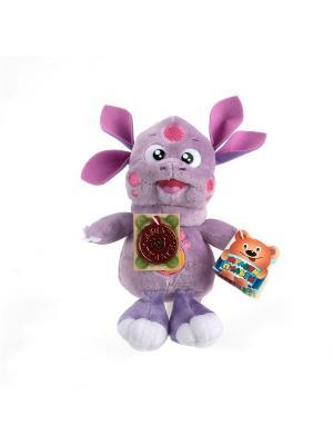 Мягкая игрушка  Лунтик . Мульти-пульти. Цвет: фиолетовый