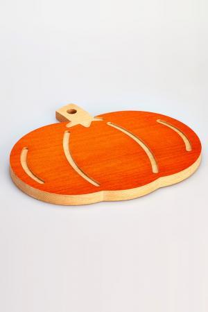 Разделочная доска Bisetti. Цвет: оранжевый