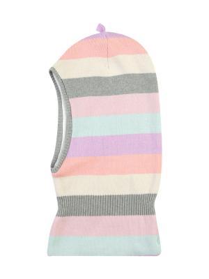 Балаклава ТВОЕ. Цвет: фиолетовый, бежевый, розовый, серый, голубой