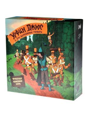 Настольная игра Урфин Джюс Magellan. Цвет: зеленый