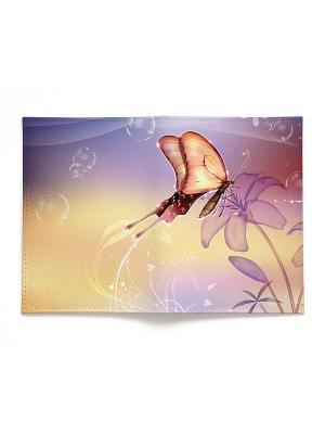 Обложка Махаон. Цвет: фиолетовый