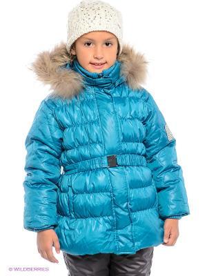 Куртка Baby Line. Цвет: бирюзовый