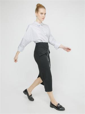 Рубашка Julia Ivanova. Цвет: белый