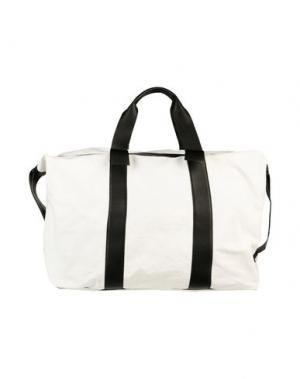 Дорожная сумка DSQUARED2. Цвет: белый