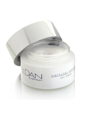Дневной крем Premium cellular shock ELDAN cosmetics. Цвет: белый