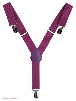 Подтяжки Modis. Цвет: фиолетовый