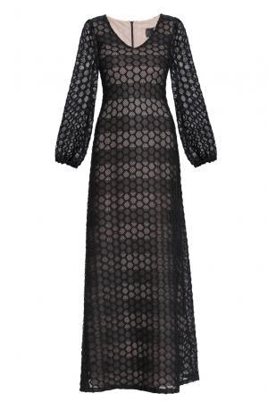Платье 160421 Access. Цвет: черный