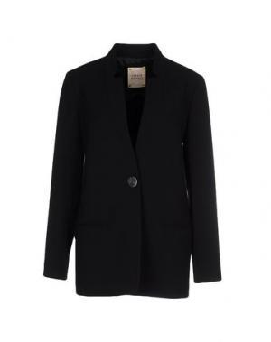 Пиджак GARAGE NOUVEAU. Цвет: черный