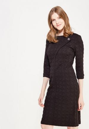 Платье MadaM T. Цвет: черный