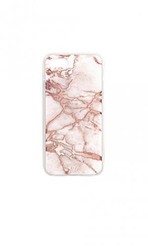 Чехол для iphone 6/7 plus rose ZERO GRAVITY. Цвет: металлический медный