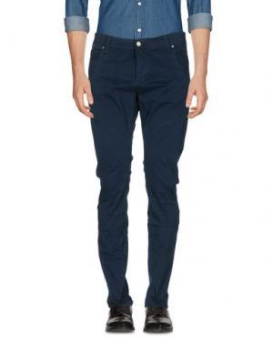 Повседневные брюки YES ZEE by ESSENZA. Цвет: зеленый