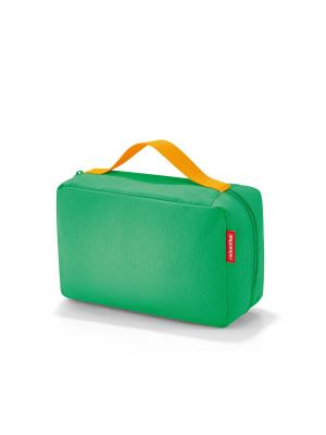 Сумка-органайзер Travelcase summergreen Reisenthel. Цвет: зеленый