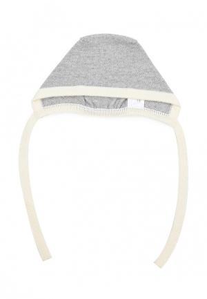 Шапка Míacompany. Цвет: серый