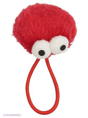 Резинка для волос Modis. Цвет: красный
