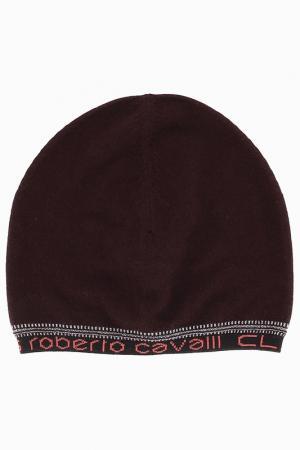 Шапка Class Cavalli. Цвет: коричневый