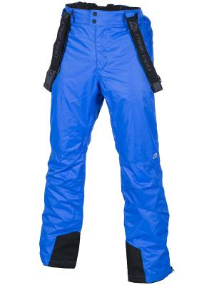 Брюки Alpine PRO. Цвет: голубой