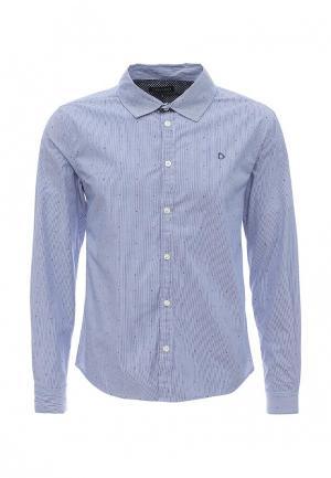 Рубашка Bruebeck. Цвет: голубой