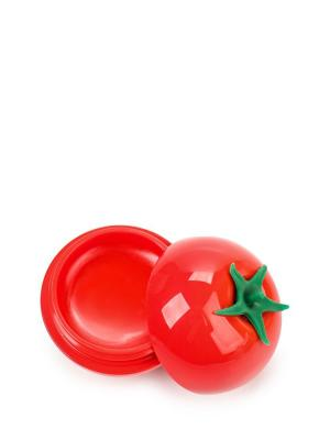Бальзам для губ MINI TOMATO (томат), 7.2г Tony Moly. Цвет: прозрачный