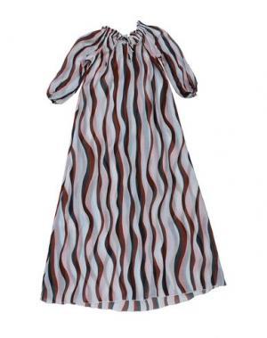 Пляжное платье FISICHINO. Цвет: розовый