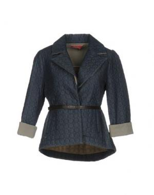 Пиджак MANILA GRACE DENIM. Цвет: синий
