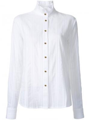 Рубашка Rosette Macgraw. Цвет: белый