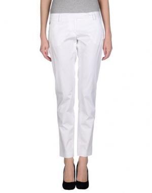 Повседневные брюки SHI 4. Цвет: белый