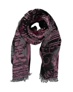 Палантин MARINA D'ESTE. Цвет: розовато-лиловый