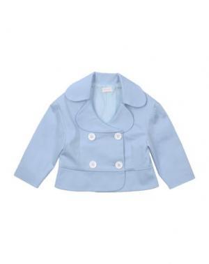 Пиджак MISS POIS. Цвет: небесно-голубой