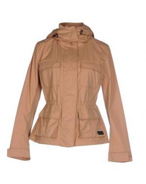 Куртка 313 TRE UNO. Цвет: верблюжий