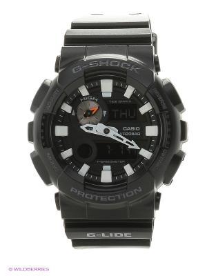 Часы G-Shock GAX-100B-1A CASIO. Цвет: черный