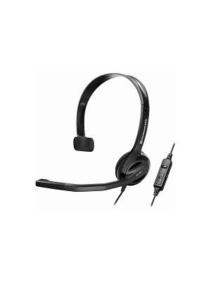 Моногарнитура PC 26 CALL CONTROLL Sennheiser. Цвет: черный