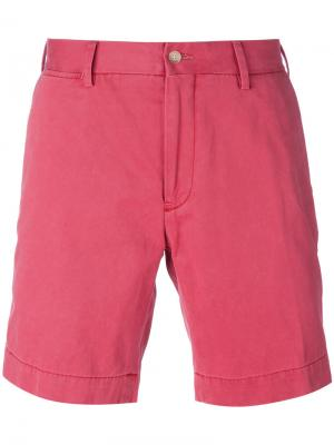 Шорты-чинос Polo Ralph Lauren. Цвет: розовый и фиолетовый
