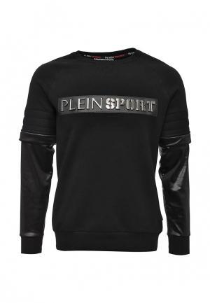 Свитшот Plein Sport. Цвет: черный