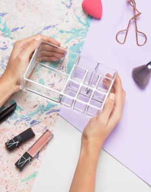 Beauty Extras Органайзер для косметических средств. Цвет: бесцветный