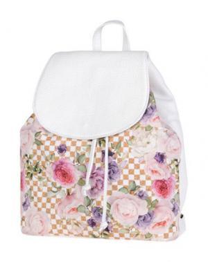 Рюкзаки и сумки на пояс NILA &. Цвет: белый