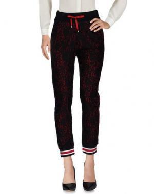 Повседневные брюки SHIKI. Цвет: черный