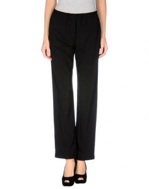 Повседневные брюки GARAGE NOUVEAU. Цвет: черный