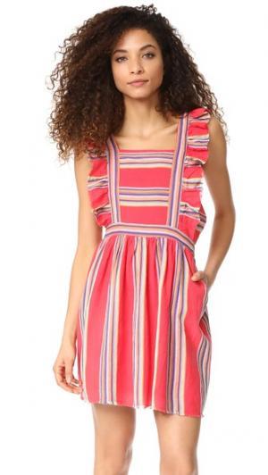 Платье Malibu dRA. Цвет: полоски
