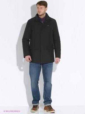 Куртка Eden Park. Цвет: черный