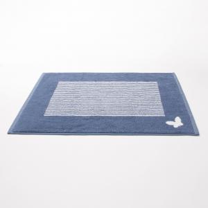 Ковер для ванной 800 г/м² - Canelo La Redoute Interieurs. Цвет: серо-бежевый,серо-синий