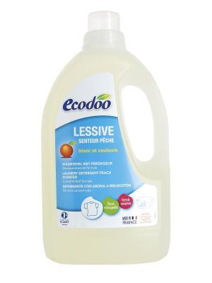 Ecodoo Универсальное Жидкое Средство Для Стирки Белья (1,5 Л). Цвет: прозрачный, бежевый