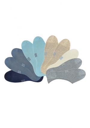 Носки, 10 пар H.I.S.. Цвет: 10х черный, набор а: 10х джинсовый/экрю